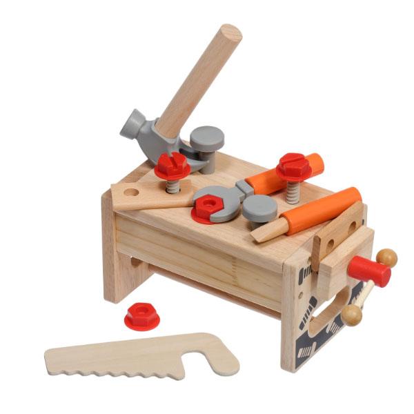Lucy&Leo LL182 Деревянный набор Верстак плотника