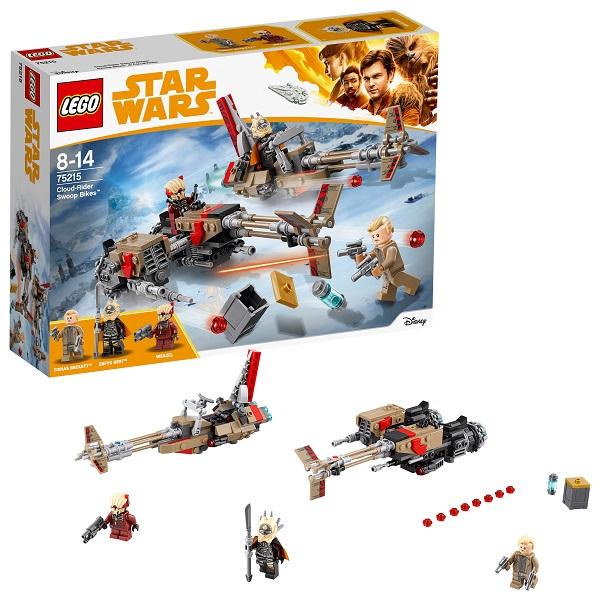 Lego Star Wars 75215 Конструктор Лего Звездные Войны Свуп-байки lego star wars 75120 конструктор лего звездные войны k 2so
