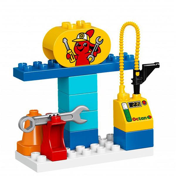 Lego Duplo 10836 Конструктор Лего Дупло Городская площадь