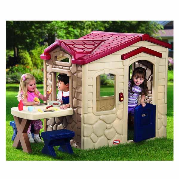 Little Tikes 170621_9 Литл Тайкс Игровой домик Пикник