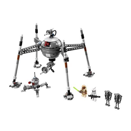 Конструктор Lego Star Wars 75016 Лего Звездные Войны Самонаводящийся дроид-паук