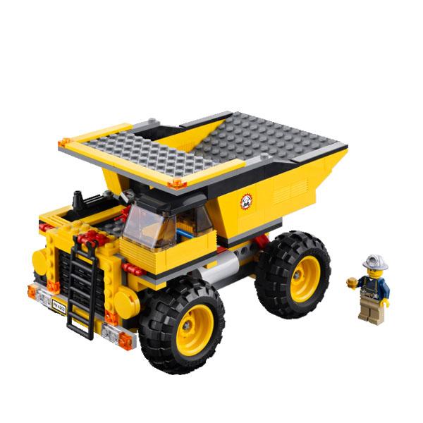 Lego City 4202 Конструктор Лего Город Карьерный самосвал