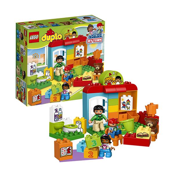 Lego Duplo 10833 Лего Дупло Детский сад lego education preschool 9076 набор с трубками duplo
