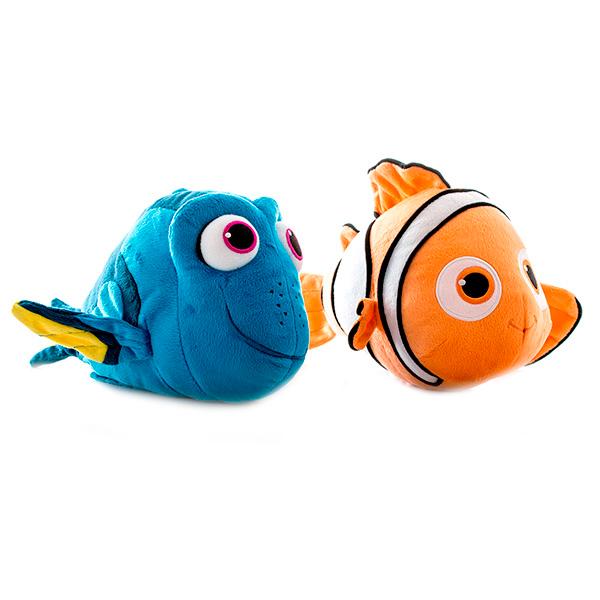 Finding Dory 36530 В поисках Дори Плюшевый подводный обитатель с озвучиванием (в ассортименте) zuru роборыбка немо в поисках дори zuru