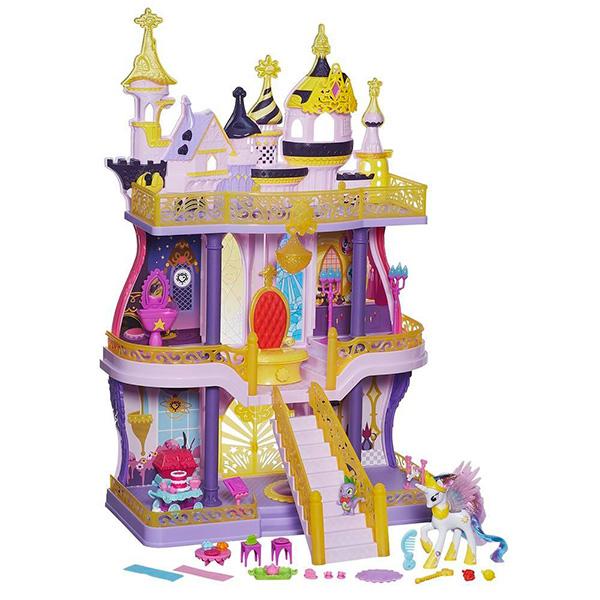 """Hasbro My Little Pony B1373_9 Май Литл Пони Игровой набор """"Замок Кантерлот"""""""