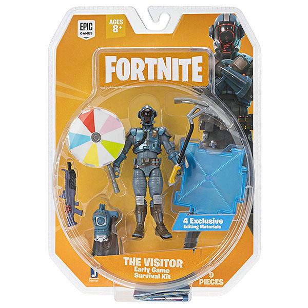 Fortnite FNT0107 Фигурка The Visitor с аксессуарами