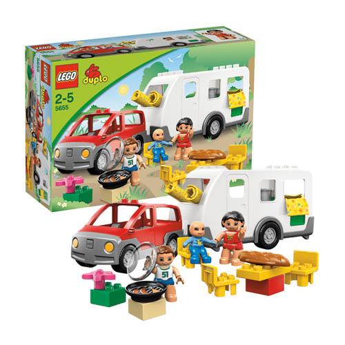 LEGO DUPLO 5655_1 Конструктор Лего Дупло Трейлер