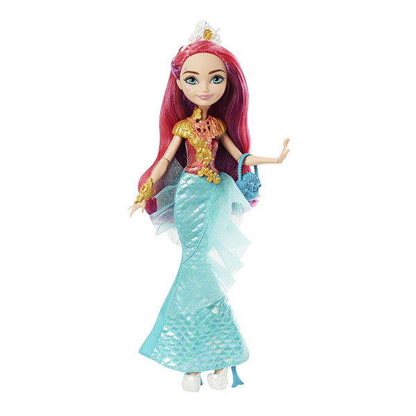 Mattel Ever After High DHF96 Мишель Мермейд mattel ever after high dvh81 куклы лучницы банни бланк