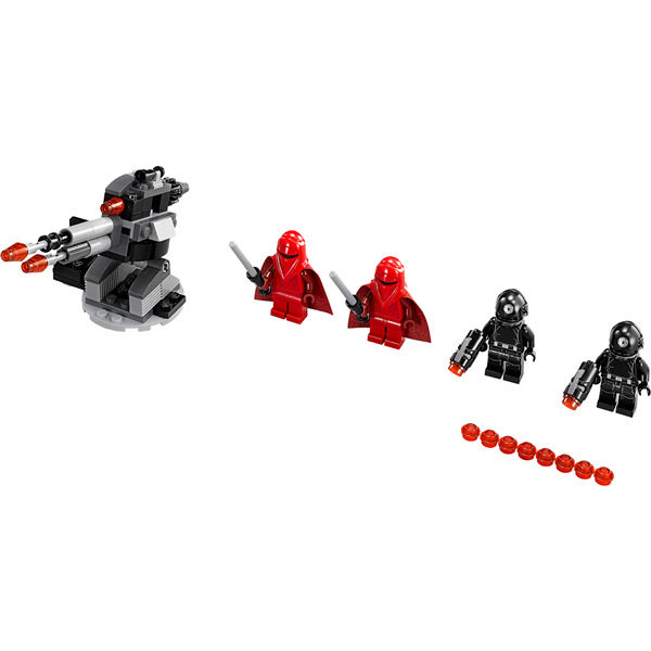 Lego Star Wars 75034 Конструктор Лего Звездные войны Воины Звезды Смерти