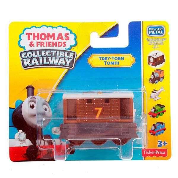 Mattel Thomas & Friends BHR70 Томас и друзья Грузовой вагон Тоби