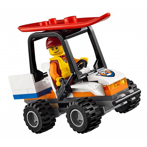 Lego City 60163 Конструктор Лего Город Набор для начинающих Береговая охрана