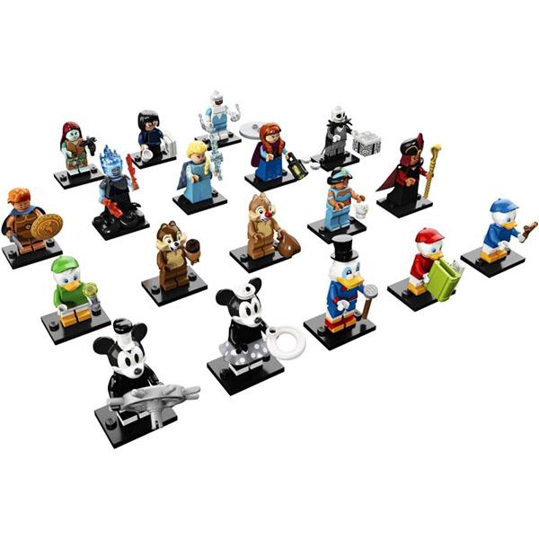 LEGO Minifigures 71024 Минифигурки ЛЕГО Серия DISNEY 2 детское лего decool 701 706 z minifigures vegeta yamcha minifigures 701 706