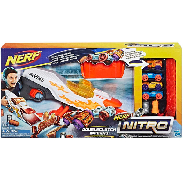 Hasbro Nerf Nitro E0858 Нерф Нитро Даблбрейк