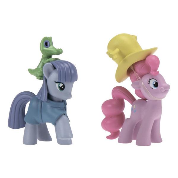 Hasbro My Little Pony B3595 Май Литл Пони Коллекционные пони (в ассортименте) hasbro my little pony my little pony a8330 май литл пони фигурка в закрытой упаковке в ассортименте
