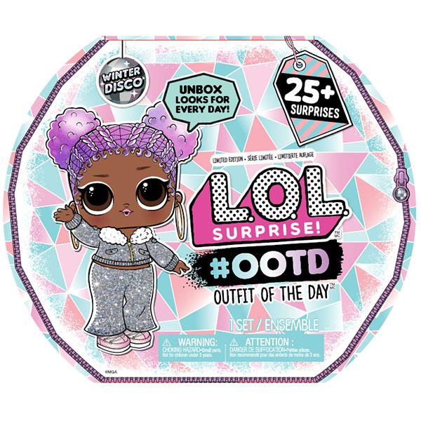 L.O.L. Surprise 562504 Модный образ Зимнее диско (25 сюрпризов)