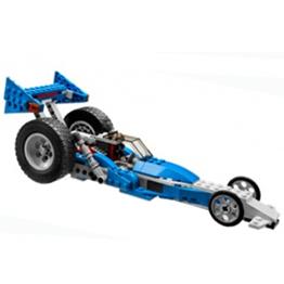 Конструктор Лего Криэйтор 6747 Конструктор Гоночный мотоцикл