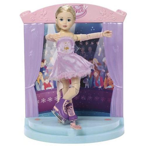 Zapf Creation Jolina Ballerina 876-343_1 Жолина Балерина Фигуристка на сцене