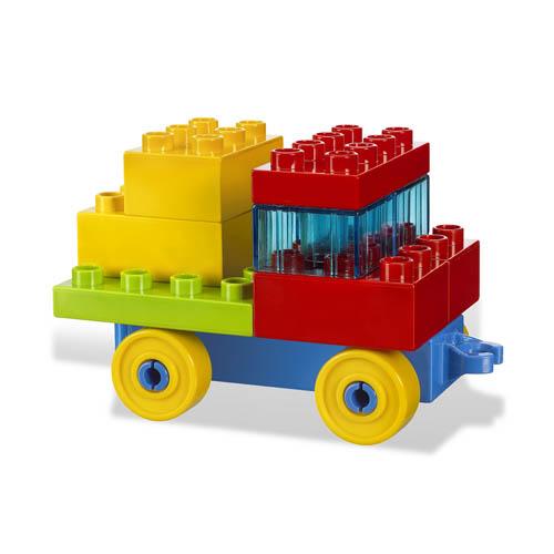 Lego Duplo 5507 Конструктор Огромная коробка DUPLO