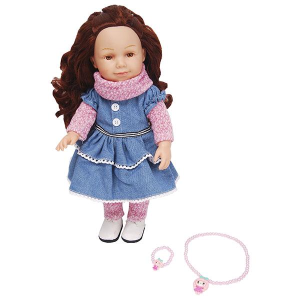 Lilipups LVY007 Кукла с аксессуарами 40 см