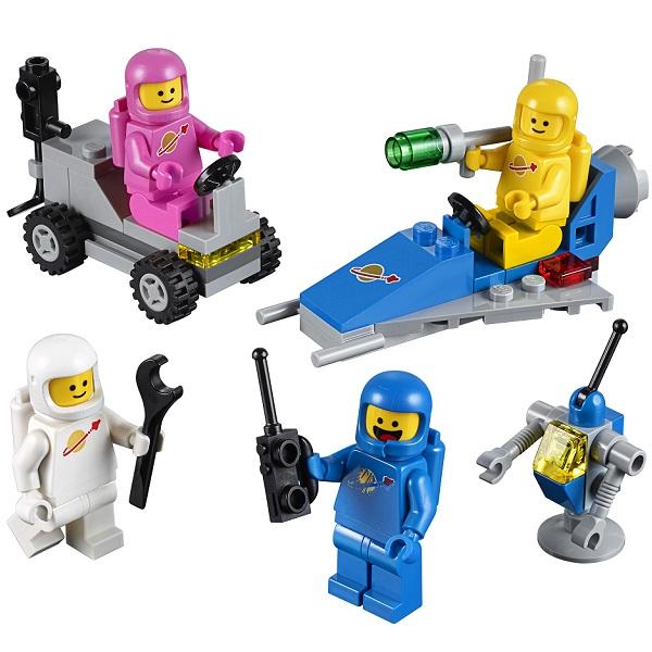 Конструктор Lego Movie 2 70841 Конструктор 2 Космический отряд Бенни