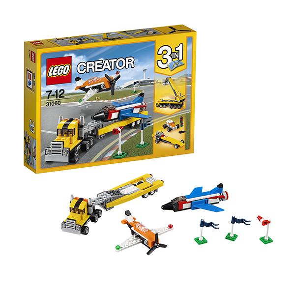 Lego Creator 31060 Лего Криэйтор Пилотажная группа авто и авиа шоу форсаж билеты