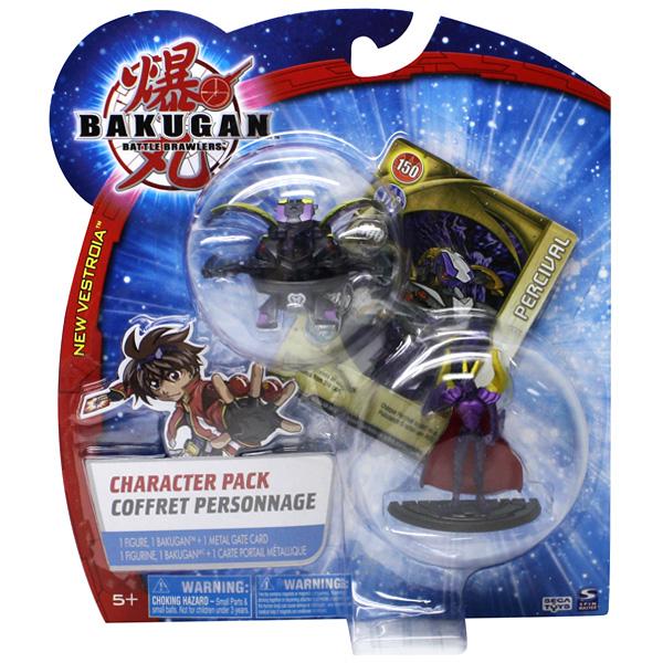 Bakugan Бакуган 2 Сезон 64277 коллекционный набор