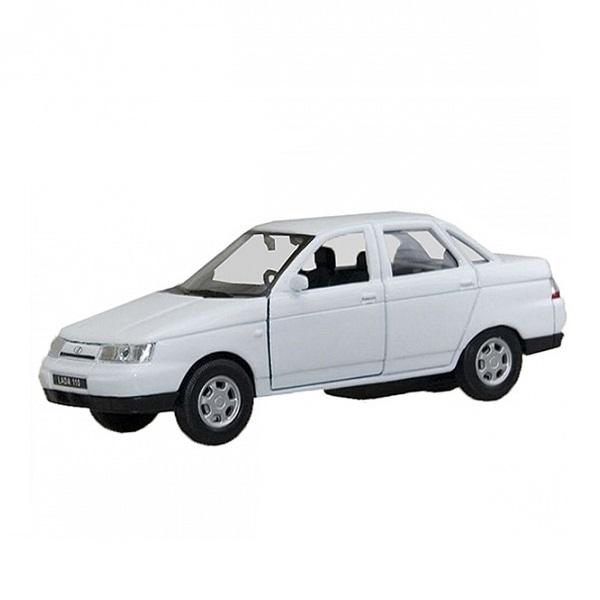 Welly 42385 Велли Модель машины 1:34-39 LADA 110 welly 42377ry велли модель машины 1 34 39 lada 2108 rally