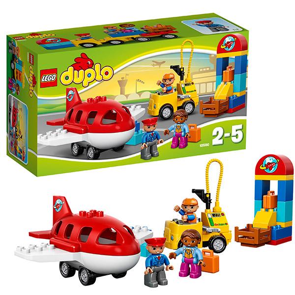 Lego Duplo 10590 Лего Дупло Аэропорт lego duplo 10826 лего дупло стеллосфера майлза