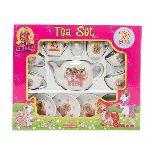 Filly Fairy 88-84_1 Филли Феи Игровой набор Чайный сервиз Филли