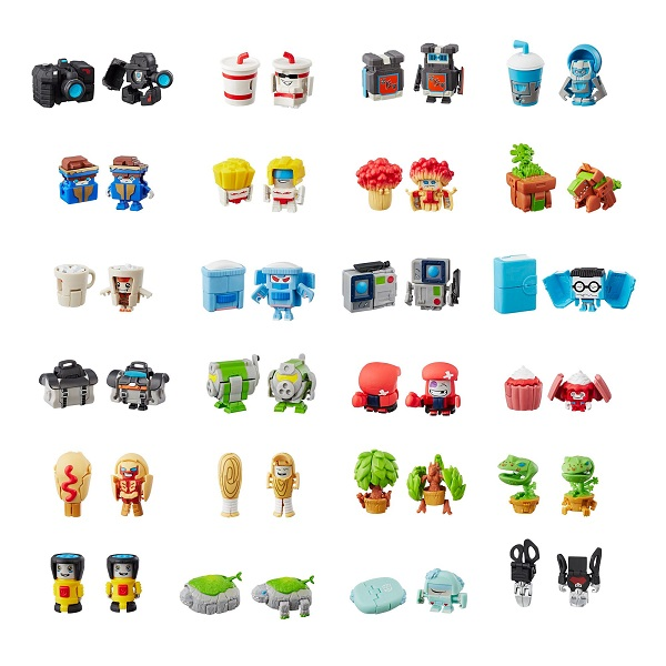 big sale 095e7 426a1 Hasbro Transformers E3487 Трансформер Ботботс