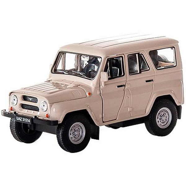 Welly 42380 Велли Модель машины 1:34-39 УАЗ 31514