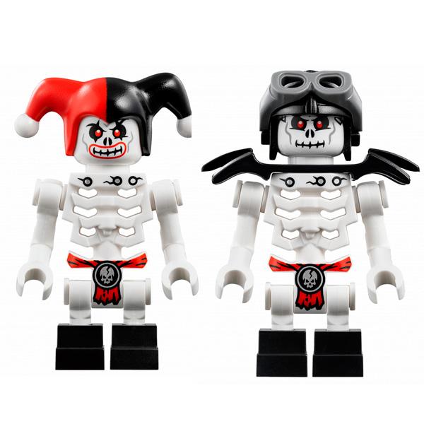 Lego Ninjago 70592 Конструктор Лего Ниндзяго Робот-спасатель