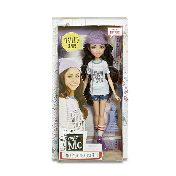 Project MС2 528814 Базовая кукла (в ассортименте)