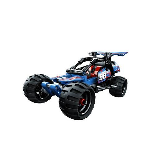 Конструктор Lego Technic 42010 Лего Техник Багги с инерционным двигателем