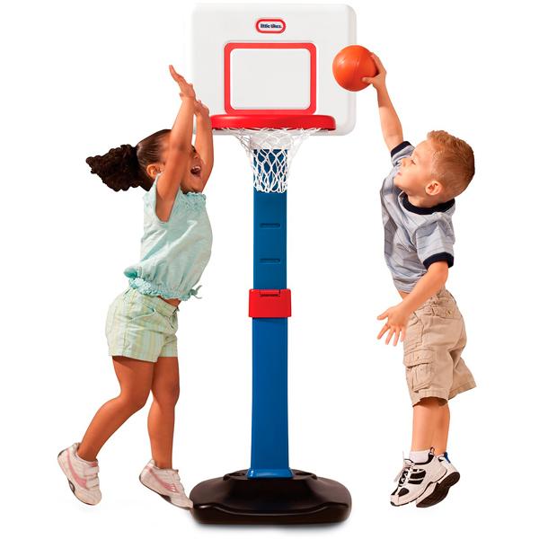 Little Tikes 620836 Литл Тайкс Баскетбольный щит раздвижной