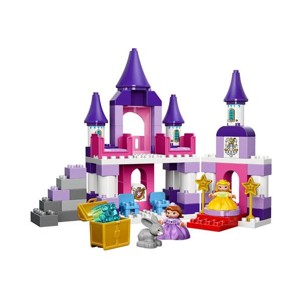 Конструктор Lego Duplo 10595 Лего Дупло Принцессы София Прекрасная: Королевский Замок