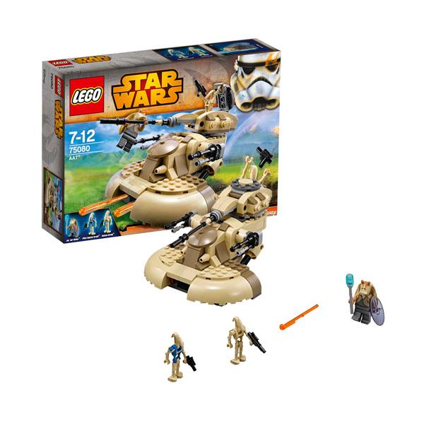 Lego Star Wars 75080 Конструктор Лего Звездные Войны Бронированный штурмовой танк ААТ