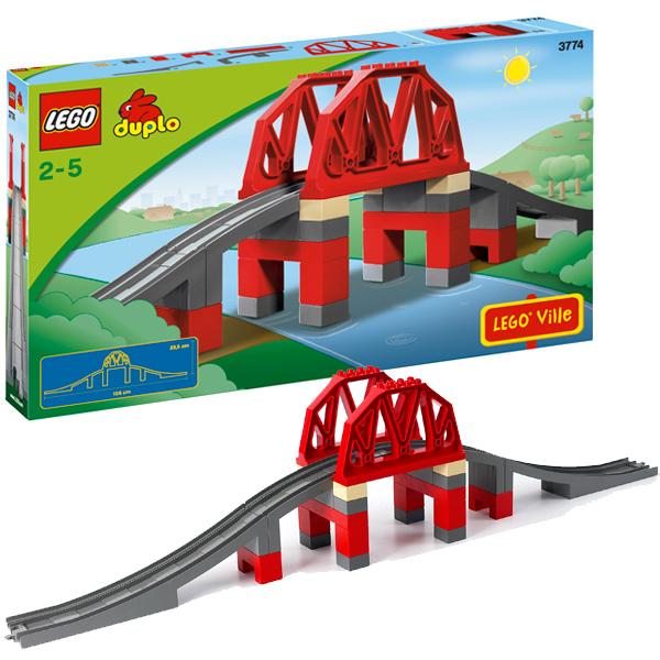 Лего Дупло 3774 Конструктор Мост