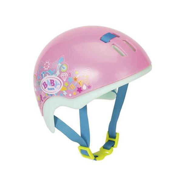 Zapf Creation Baby born 827-215 Бэби Борн Шлем для активного отдыха, 43 см, блистер