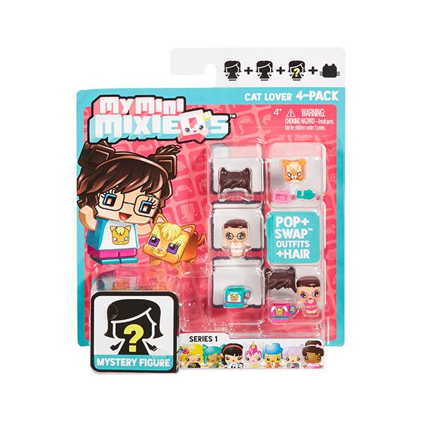 Mattel My Mini Mixi Q's DVV04 Набор из 3 фигурок