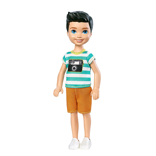 Mattel Barbie DYT90 Барби Кукла Челси barbie мини кукла челси с молоком и печеньем