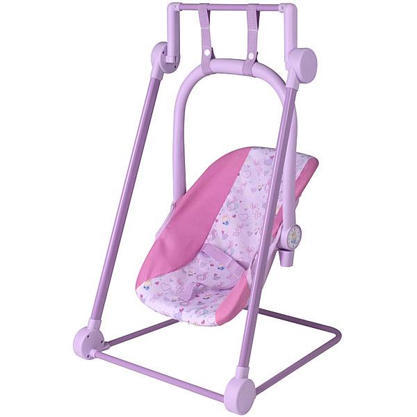 Zapf Creation BABY born 1423578 Коляска многофункциональная (стульчик, качели, кресло)
