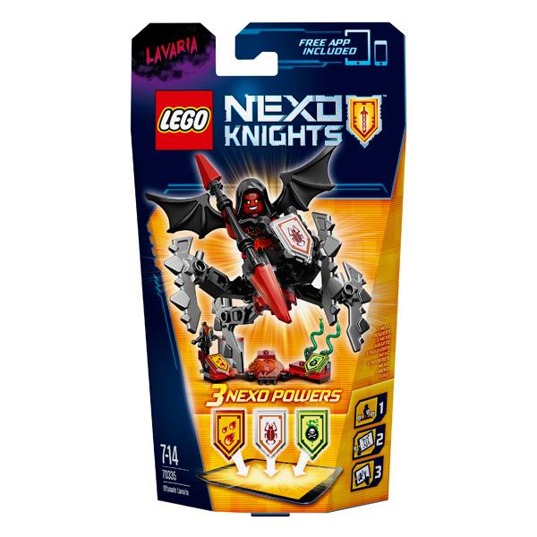 Lego Nexo Knights 70335 Конструктор Лего Нексо Лавария– Абсолютная сила
