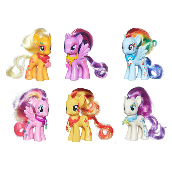 Hasbro My Little Pony B0384_9 Май Литл Пони Фигурка с аксессуарами (в ассортименте)