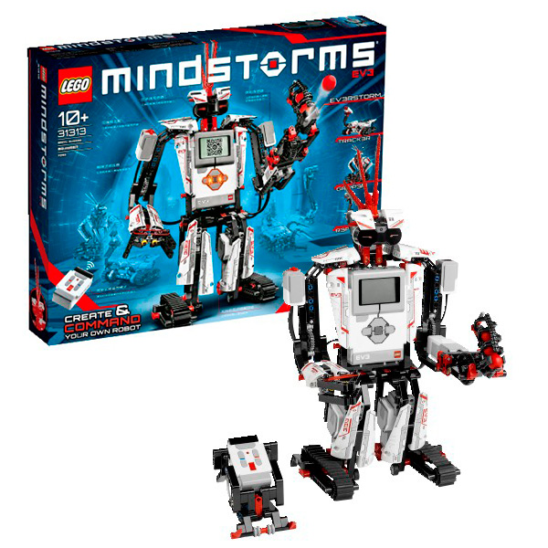 LEGO Mindstorms 31313 Конструктор ЛЕГО Майндстормс EV3 lego игрушка майндстормс ev3 номер модели 31313