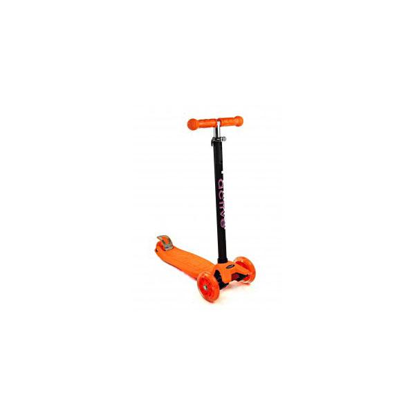 Самокат трехколесный Triumf active SKL07Lor оранжевый