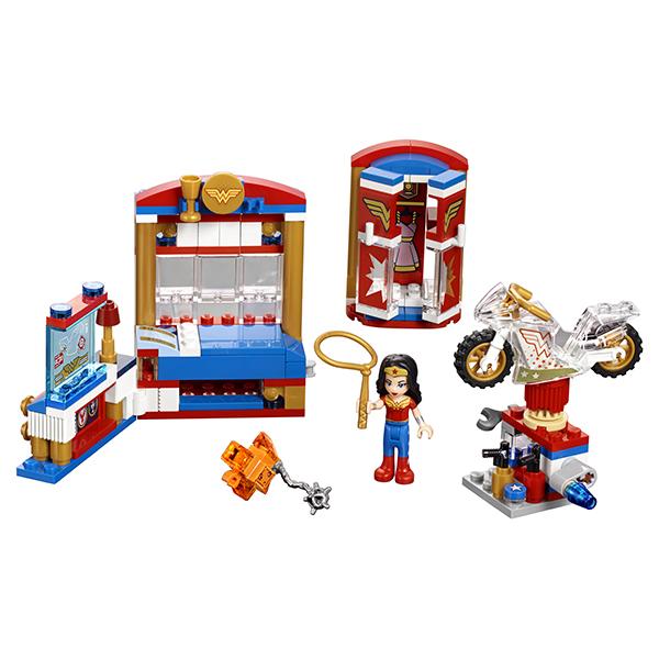 Lego Super Hero Girls 41235 Лего Супергёрлз Дом Чудо-женщины