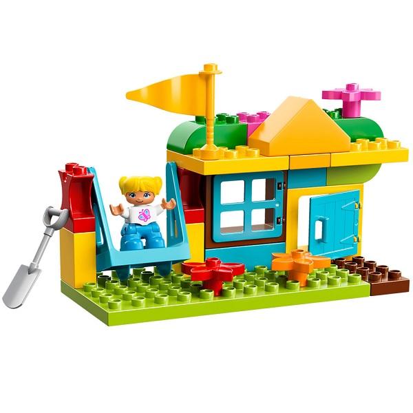 LEGO DUPLO 10864 Конструктор ЛЕГО ДУПЛО Большая игровая площадка