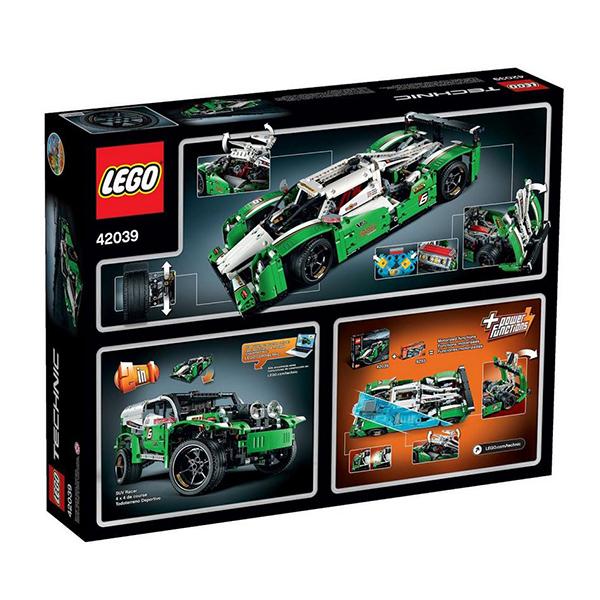 Конструктор Lego Technic 42039 Лего Техник Гоночный автомобиль
