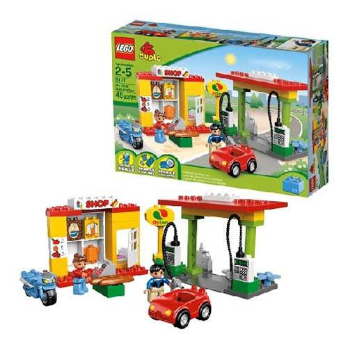 Lego Duplo 6171 Заправочная станция